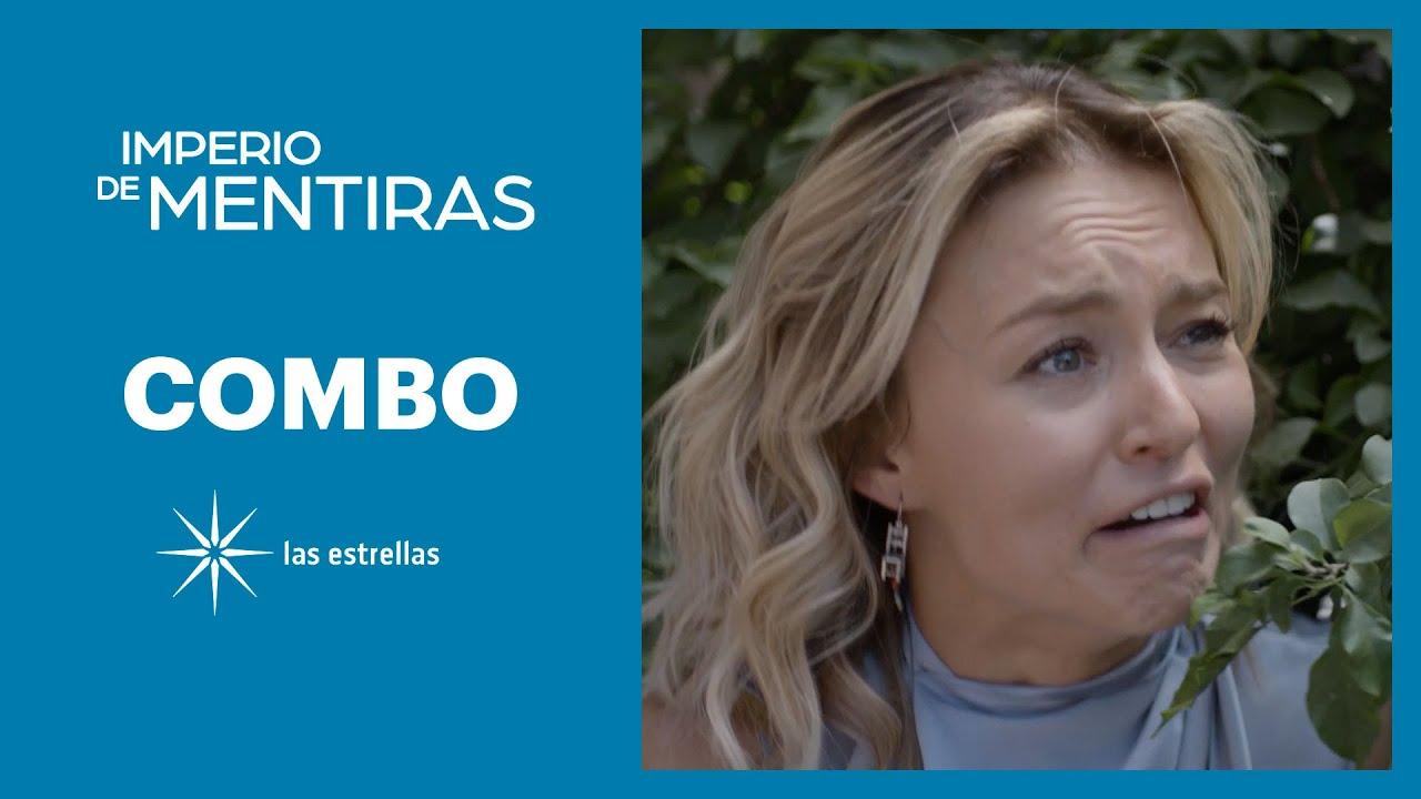 Imperio de mentiras: Darío se venga de Elisa   C- 6   Las Estrellas