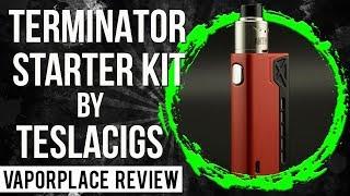 Tesla Terminator Kit \ from VAPETIGER.RU \ Vaporplace review