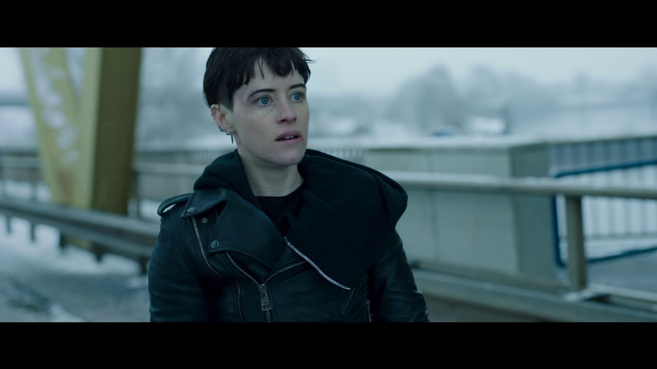 #GirlInTheSpidersWeb trailer