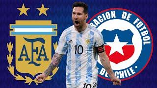 Argentina vs Chile, Copa America 2021 - MATCH PREVIEW