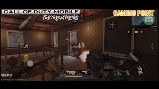 CALL OF DUTY MOBILE || FEAT–GAMING POINT || TRICKYGAMERS
