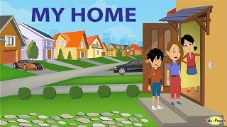 Talking about Your Home in English