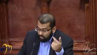 Seerah 103 - The 1st Rightful Khalifah of Islam Part 1: Incident of the Scrolls ~ Dr. Yasir Qadhi thumbnail