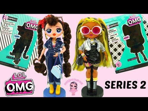 INDEPENDENT OMG SERIES 2 BUSY BB 4 LOL SURPRISE ALT GRRRL CANDYLICIOUS