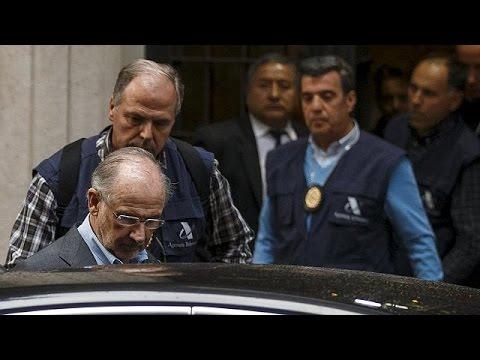 Spain's former IMF chief Rodrigo Rato arrested over fraud claims