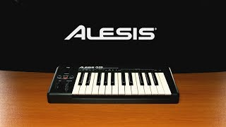 Alesis Q25, 25 Key USB/MIDI Keyboard | Gear4music