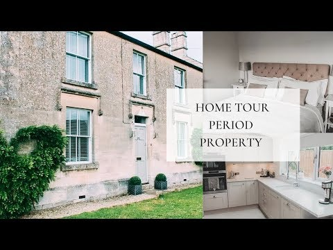 HOME TOUR   HOUSE UPDATES   RENOVATION   PERIOD PROPERTY
