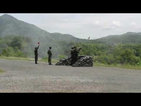 กองทัพบกทดสอบยิง Igla-S: Royal Thai Army Igla-S Test Fired