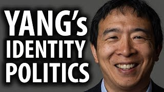 Andrew Yang Goes Full Identity Politics
