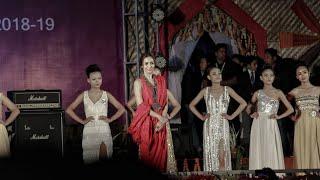 Malaika Arora || Full Fashion Show in 7 Mins || Dwijing Fest || HKD Enter10ment