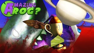 STEALING TROPHIES FROM ZOMBIE SHARKS - Amazing Frog Halloween Update - Part 162   Pungence
