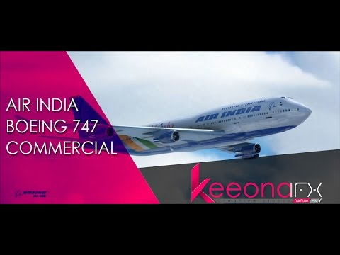 Air India Commercial [4k]