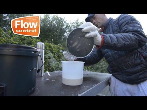 Voor schilders: Verf verwarmen beter dan verf verdunnen! FlowControl van Go!Paint