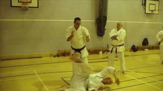 Shotokan Karate Bunkai 1 - Jitte