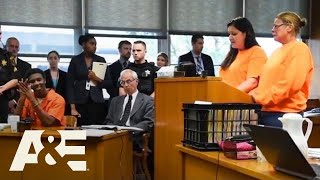 Court Cam: High School Suspect Smiles Through Victim Impact Statement (Season 1) | A&E