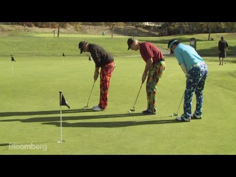 Loudmouth: The Most Outrageous Golf Clothes You Can Buy - 동영상