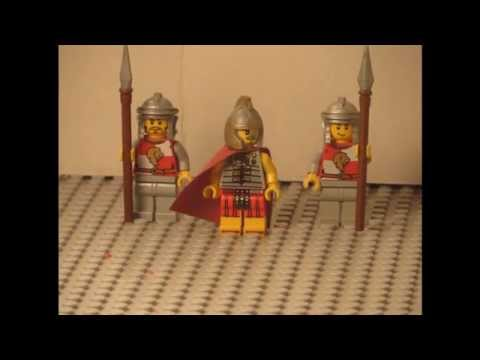 Lego:The Story of Perseus(My Brother