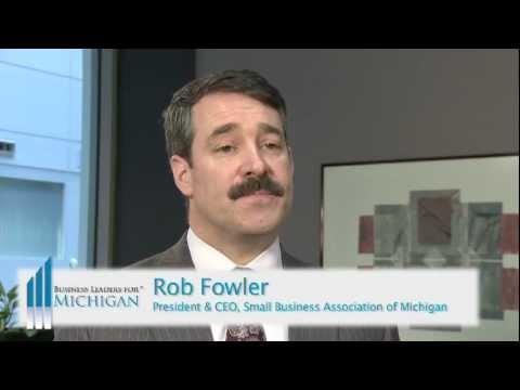 Rob Fowler responds to Michigan Turnaround Plan 3/5