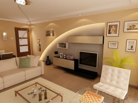 Amazing tv unit for living room as royal decor youtube - What size tv to get for living room ...
