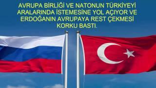 Türkiye Rusya Birliği Olursa Neler Olabilir ?