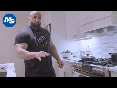 What Bodybuilders Eat Pre-Workout   Fouad Abiad's Go-To Meal Before Workouts