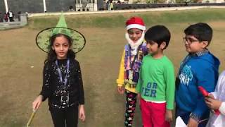 English Activity in Grade I @MRIS 46 Gurugram