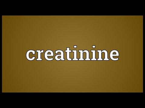 Header of creatinine
