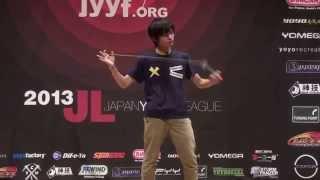 2013 East Japan Yo-Yo Contest B Block 1A Daijyu Okamura