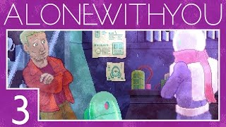 ALONE WITH YOU: The Caves & Colony B