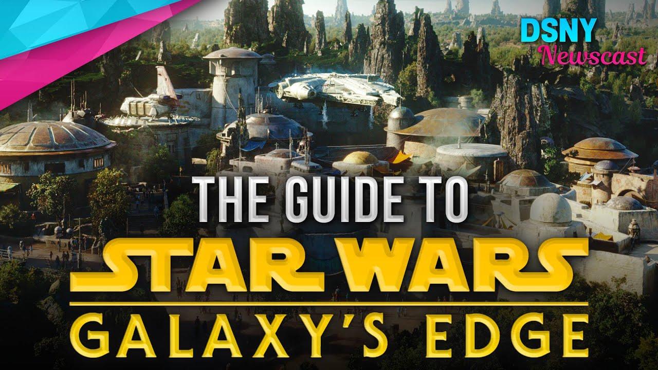 Guía de Star Wars Galaxy's Edge