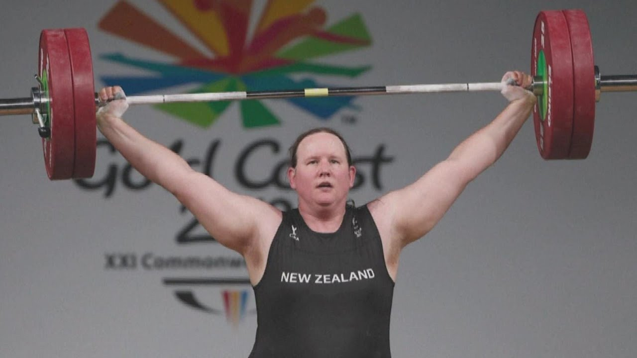 Weightlifter Laurel Hubbard qualifies for Olympics, makes history as ...