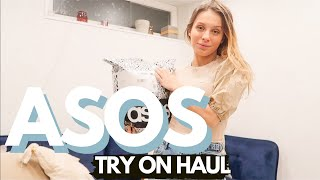WINTER TRY ON CLOTHING HAUL ASOS - SALE AND NEW IN 2020