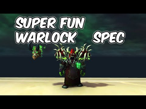 Super Fun Warlock Spec - Demonology Warlock PvP - WoW BFA 8.2.5