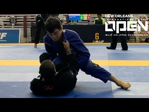 João Miyao VS Washington Lima / New Orleans Open 2020
