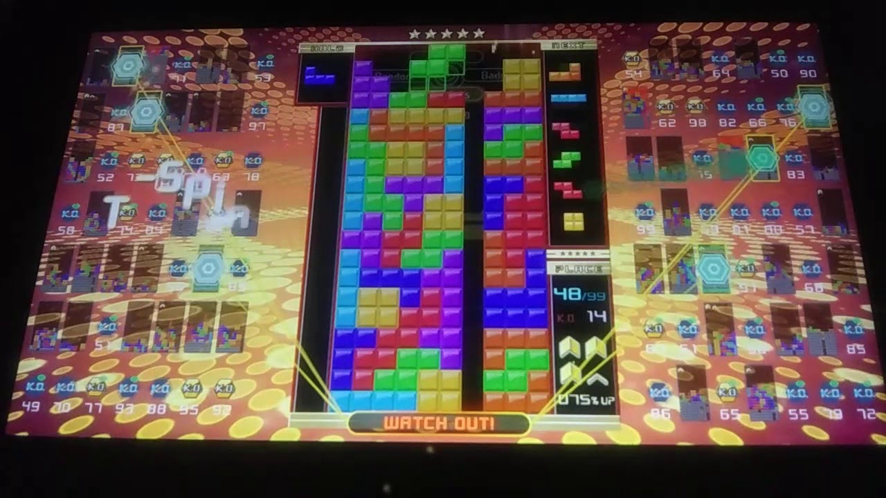 Tetris Kos