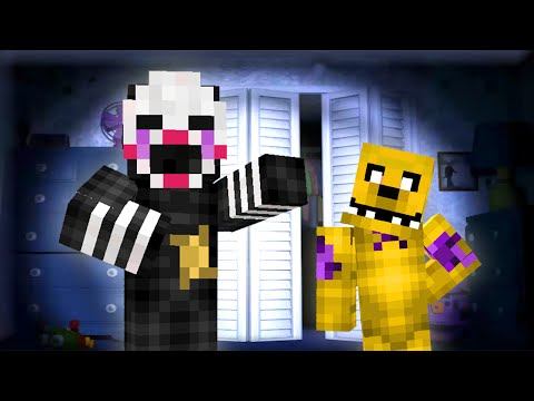 Five Nights at Freddy's Nightmare - Night 5 (Minecraft Roleplay)