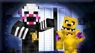 five nights at freddy s nightmare night 5 minecraft roleplay