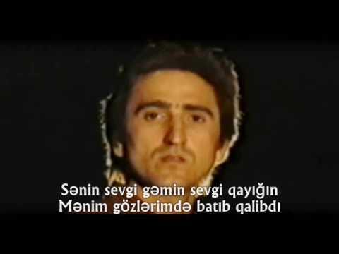 Abbas Əhməd Ürəyim yanar karaoke