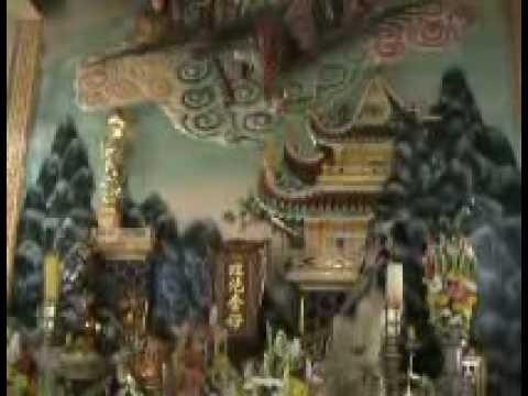 XBTD2- 4/4 - Đền Thờ Đức Phật Mẫu - Đại Đồng Xã  - TĐTN.165.
