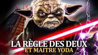 Comment YODA peut-il connaître la RÈGLE DES DEUX des Sith ?!  | Star Wars Lore | UE Legends