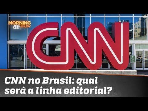 CNN vai desembarcar