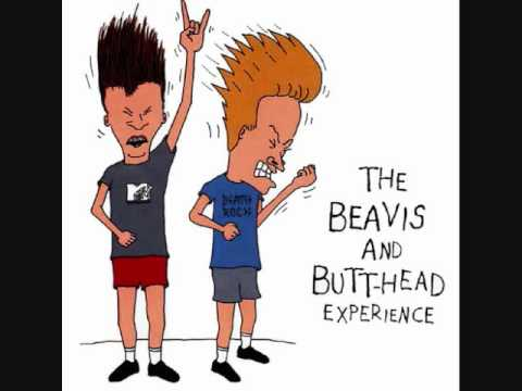 The Beavis and Butthead Experience - 99 Ways to Die - Megadeath