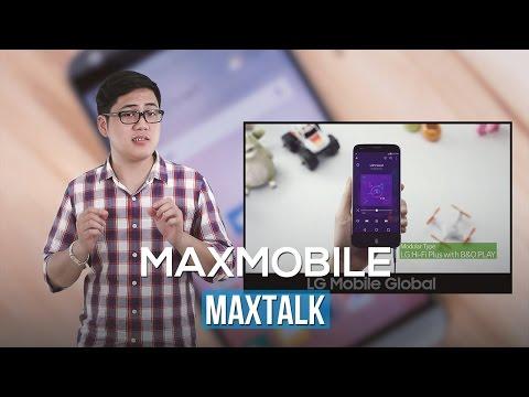 MaxTalk: LG G series và câu chuyện thiết kế (P2)