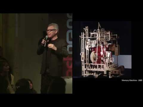 Architecture is a language - Daniel Libeskind's lecture in Warsaw (20.11.2015)