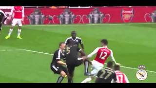 اهداف مباراة ارسنال وليستر سيتي 2 114 2 2016   Arsenal vs Leicester City All Goals
