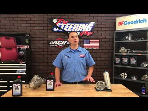 ATF Or Power Steering Fluid, (1 Of 5) AGR Performance Steering