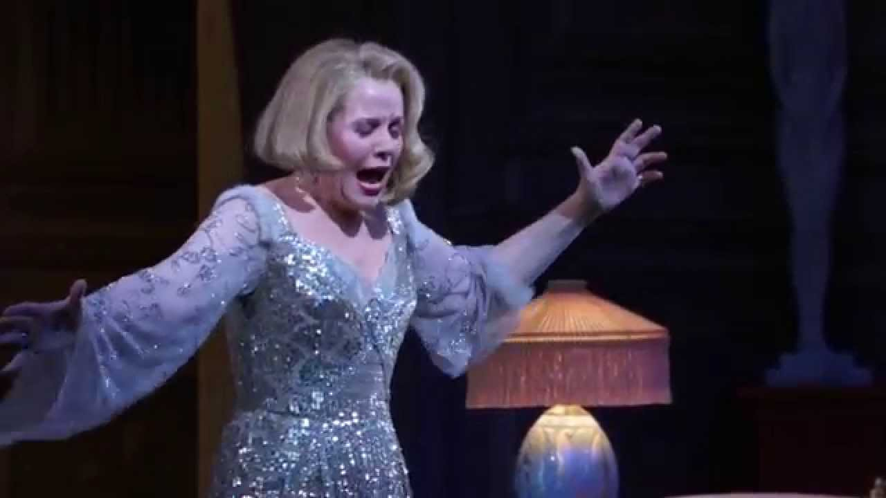 Capriccio: Excerpt from Final Scene -- Renée Fleming (Met Opera)