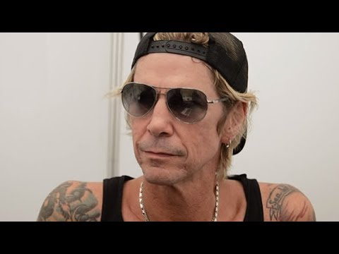 Guns N' Roses Duff McKagan on Rockstars Getting Political