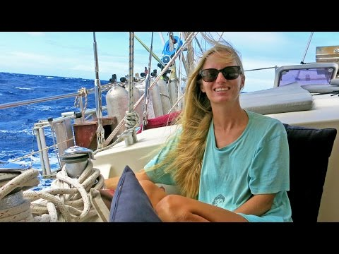 Sailing FARTHEST From Land I've Ever Been!- Sailing SV Delos Ep. 86