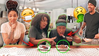 DOUBLE DATE *GONE WRONG * with EZEE X NATALIE!!